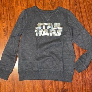 Star Wars Sweatshirt Like New!